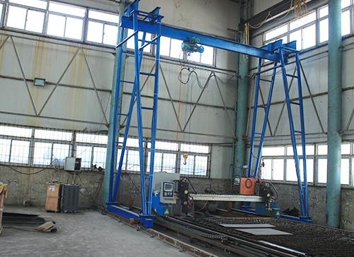 钢模板生产设备