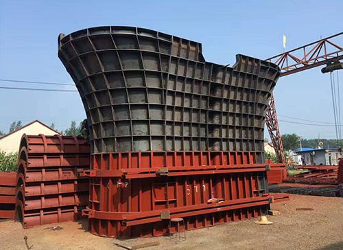 鞍山异形钢模板厂家-铁路墩柱钢模板